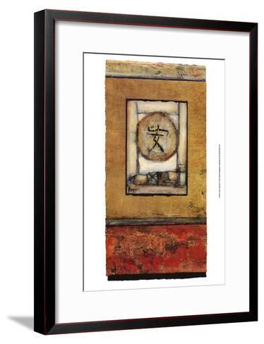 Asian Harmony-Mauro-Framed Art Print