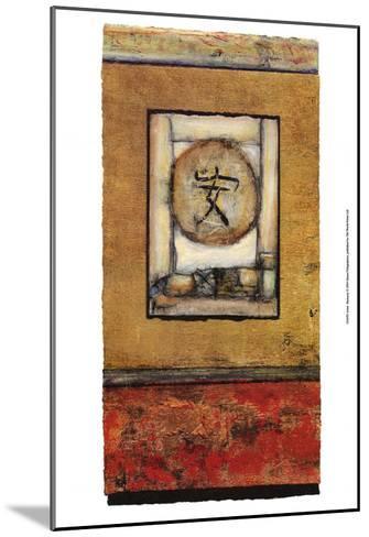 Asian Harmony-Mauro-Mounted Art Print