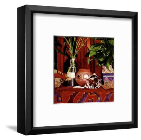 Abuela's Gift-Leslie Gerstman-Framed Art Print