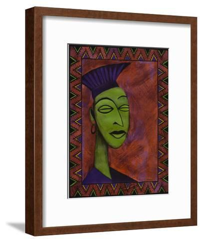 African Beauty I-Renee W^ Stramel-Framed Art Print