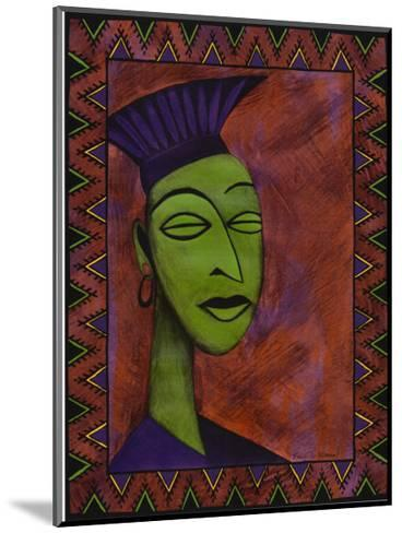 African Beauty I-Renee W^ Stramel-Mounted Art Print