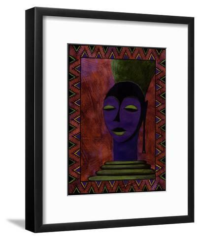 African Beauty II-Renee W^ Stramel-Framed Art Print