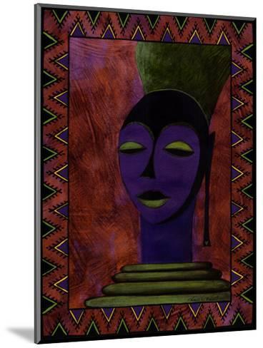 African Beauty II-Renee W^ Stramel-Mounted Art Print