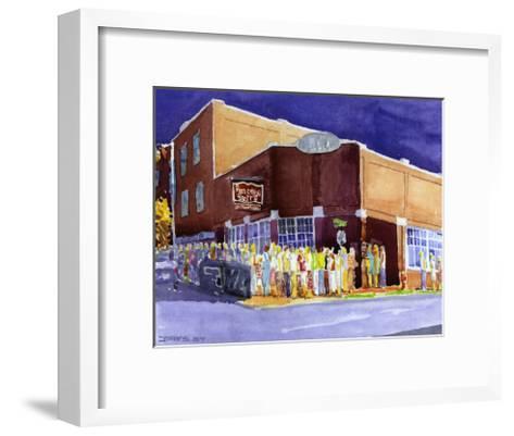 Pancake Paradise, Nashville, TN-J^ Presley-Framed Art Print