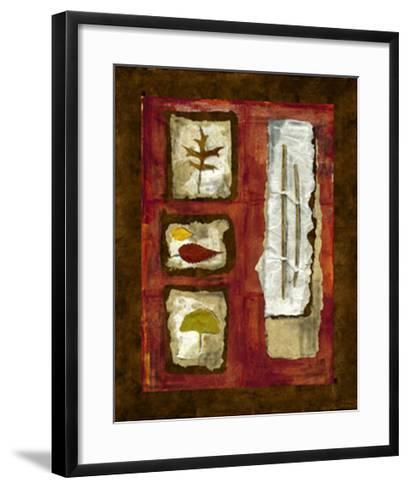 Kyoto Fall I-Kate Archie-Framed Art Print