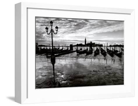 Venetian Morning-Victor Volta-Framed Art Print
