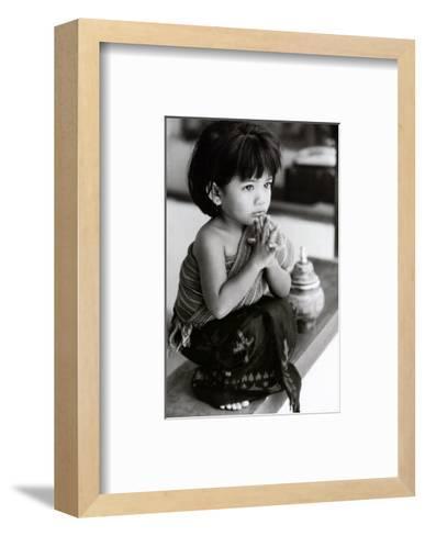 The World of Kim Anderson II-Kim Anderson-Framed Art Print