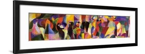 Tango Bal-Sonia Delaunay-Terk-Framed Art Print