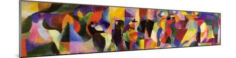 Tango Bal-Sonia Delaunay-Terk-Mounted Art Print