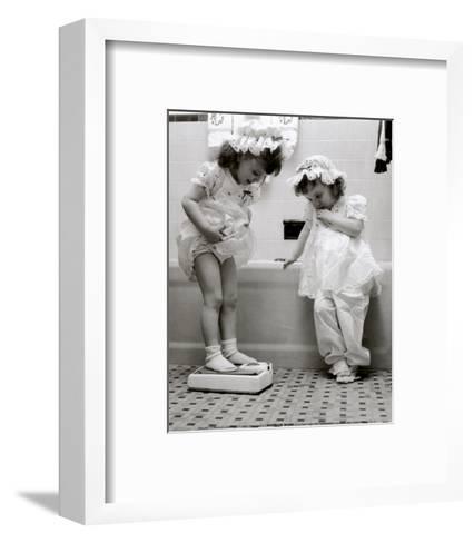Weight Problems--Framed Art Print