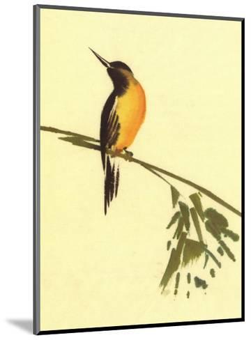 Birds-Aurore De La Morinerie-Mounted Art Print
