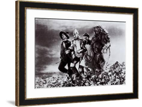 The Wizard of Oz-The Chelsea Collection-Framed Art Print
