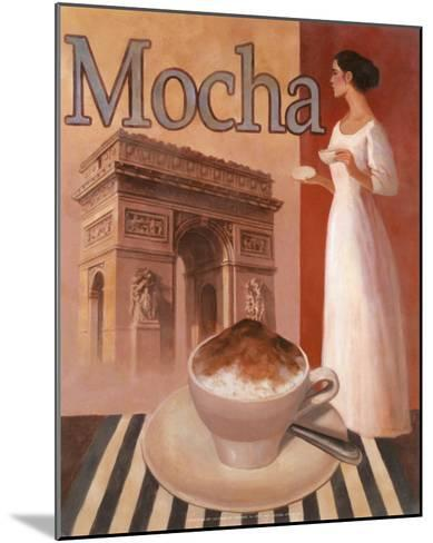 Mocha, Arch de Triomphe-T^ C^ Chiu-Mounted Art Print