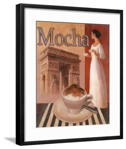 Mocha, Arch de Triomphe-T^ C^ Chiu-Framed Art Print