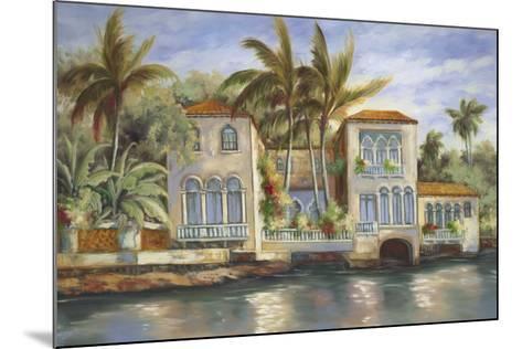 Isle of Palms II-Alexa Kelemen-Mounted Art Print