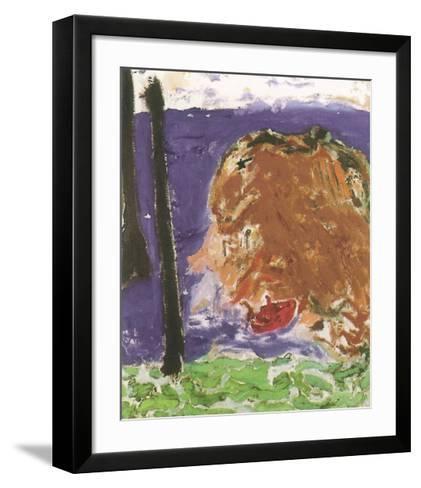 Tiger Boat, 1987-Don Van Vliet-Framed Art Print