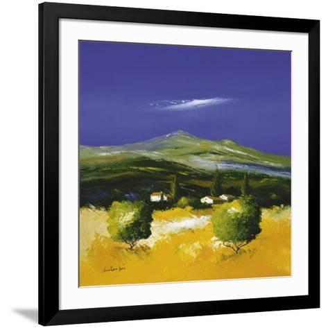 Whistful Landscape II-Christian Soto-Framed Art Print