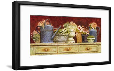 Fresh from the Garden-Eric Barjot-Framed Art Print