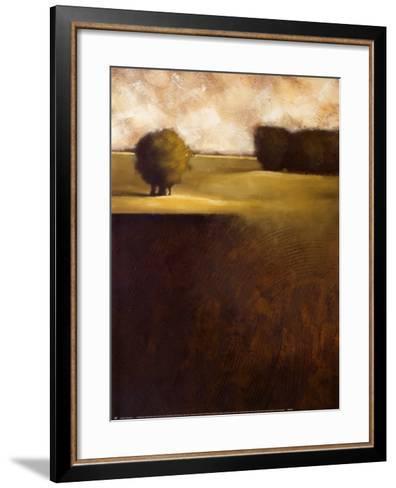 Evergreen V-Vincent George-Framed Art Print