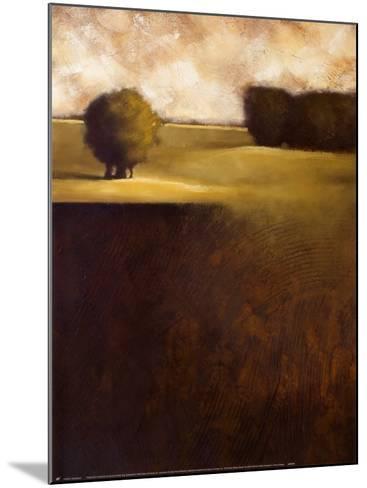Evergreen V-Vincent George-Mounted Art Print