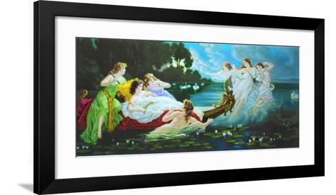 Liebeszauber-H. Clemens-Framed Art Print