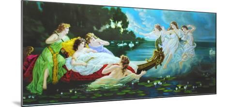 Liebeszauber-H. Clemens-Mounted Art Print