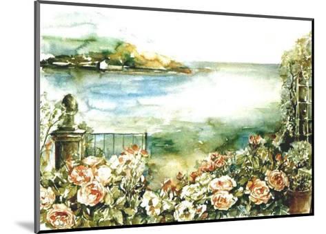 Landschappen IV-Coraline Boomsma-Mounted Art Print