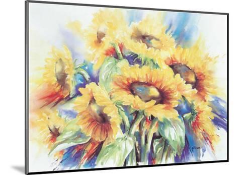 Sunny Day-Hanneke Floor-Mounted Art Print