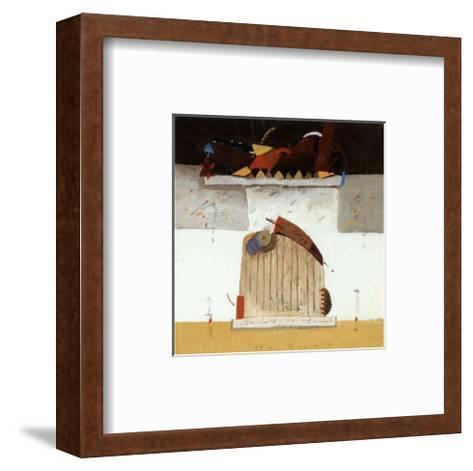 Gate to Paradise II-Theo Den Boon-Framed Art Print