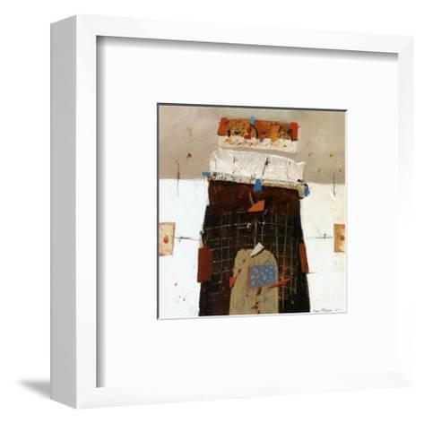 Gate to Paradise III-Theo Den Boon-Framed Art Print