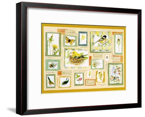 Seasons-Alie Kruse-Kolk-Framed Art Print