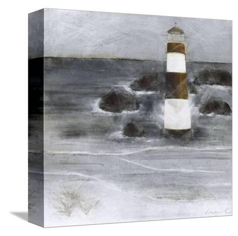 Lighthouse II-Beate Emanuel-Stretched Canvas Print