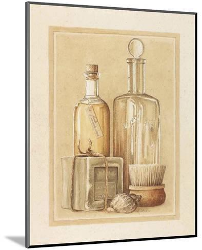 Savon Provence-Laurence David-Mounted Art Print