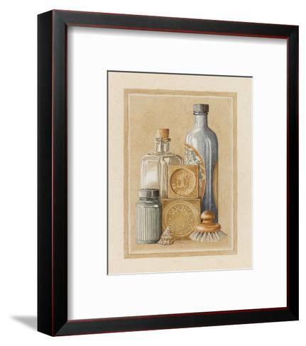 Savon de Marseille-Laurence David-Framed Art Print