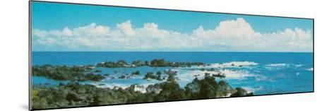 Ocean Vista--Mounted Art Print