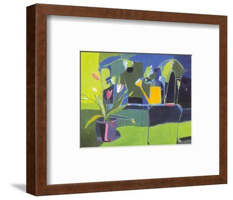 Kaleidoscope IV-P. Moore-Framed Art Print