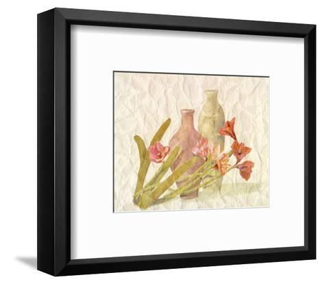 Tuscan Still Life I-Matilda Ellison-Framed Art Print