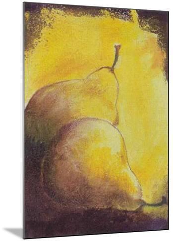 Pears-A^ Lothar-Mounted Art Print