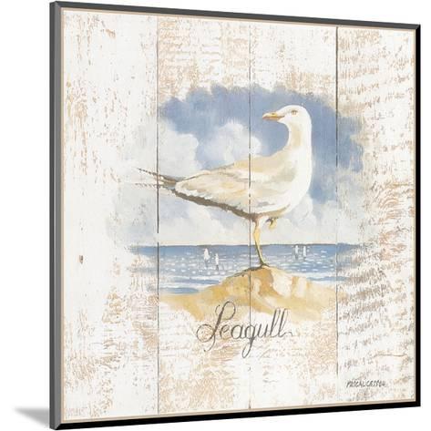 Seagull-Pascal Cessou-Mounted Art Print