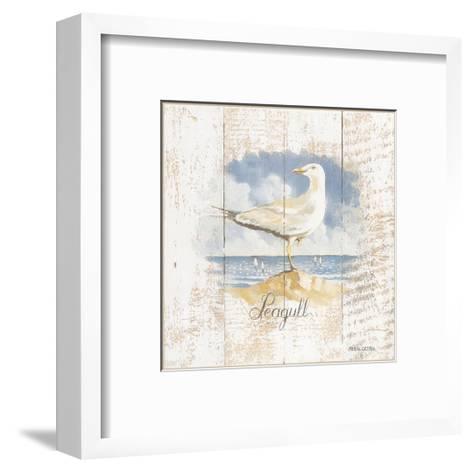 Seagull-Pascal Cessou-Framed Art Print
