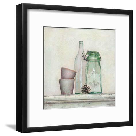 La Pommes de Pin-Pascal Castillon-Framed Art Print
