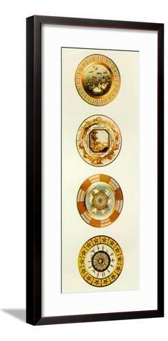 Service Table II, XIX Century--Framed Art Print