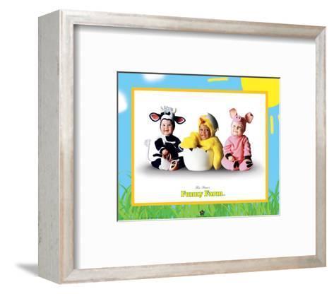 Funny Farm I-Tom Arma-Framed Art Print