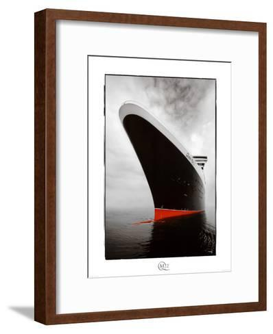 Stand By-Philip Plisson-Framed Art Print