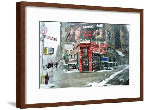 Village Cigars-Igor Maloratsky-Framed Art Print