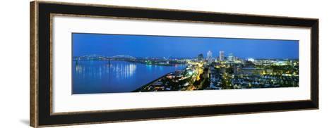 Memphis, Tennessee-James Blakeway-Framed Art Print
