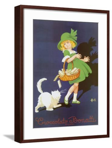 Chocolat Bonatti--Framed Art Print