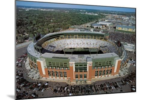 Green Bay Packers - New Lambeau Field-Mike Smith-Mounted Art Print