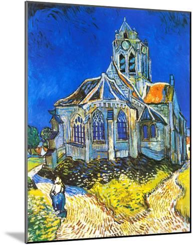 Church at Auvers, c.1895-Vincent van Gogh-Mounted Art Print