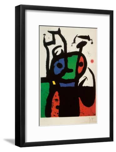 Matador-Joan Mir?-Framed Art Print